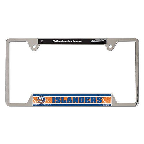 (Wincraft NHL New York Islanders Metal License Plate)
