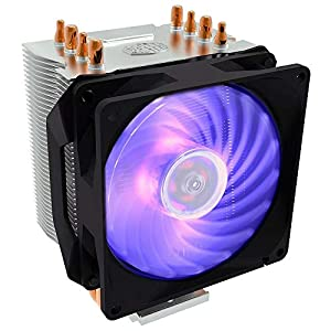 Cooler Master Hyper 410R RGB Direct Heatpipe Air Cooler with 92mm RGB Fan