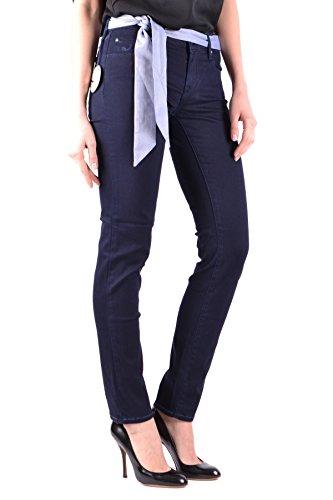 Jacob Cohen Jeans Donna MCBI160300O Cotone Blu