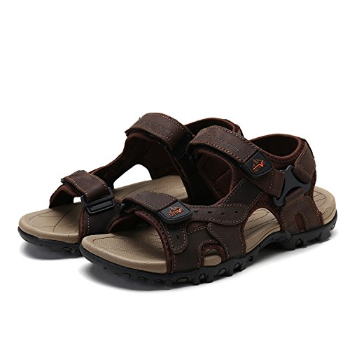 Outdoor Bruno Fisherman Marc Sandals Mens Maui 3 Bruno Marc Brown Xaw1d1xqH