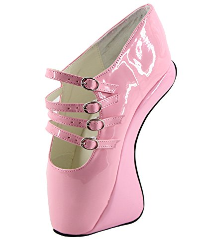 di femminile balletto Wonderheel Stivali Fetish da 8fqZP