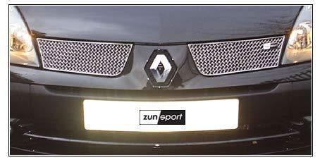 Zunsport Renault Clio Aftermarket Deportivo Frontal Superior Juego Rejilla ZRN0504: Amazon.es: Coche y moto