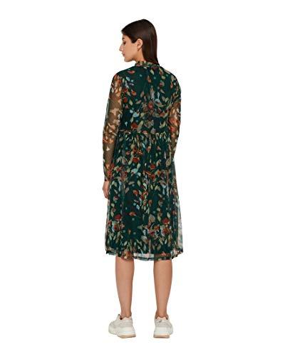 Grün Kleid Setha Kaffe Kleid Setha Kaffe Setha Kaffe Grün Kleid qxwTZt8q6