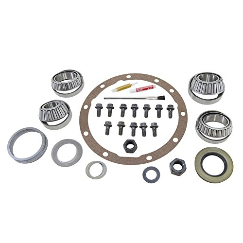 (Yukon Gear & Axle (YK C8.75-C) Master Overhaul Kit for Chrysler 8.75 89-Case Housing Differential with LM104912/49 Carrier Bearing)