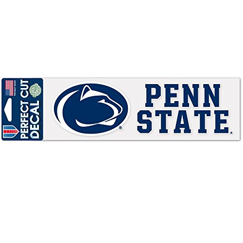 - WinCraft NCAA Penn State University WCR53515014 Perfect Cut Decals, 3