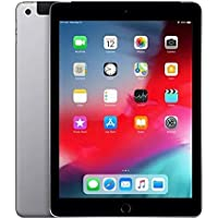 Apple iPad 6TA GENERACION WI-FI Celular 32 GB Space Gray MR6V2LL/A