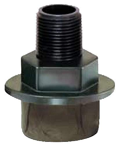 M24 60//30 Pipe Mounted Suction Screen Flow Ezy Filters Mesh Size 60 3 Male NPT Inc 3 Male NPT Nipple Style Strainer