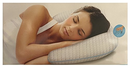 PureLUX Comfort Cool Memory Foam All Positions Pillow Z-GEL Technology