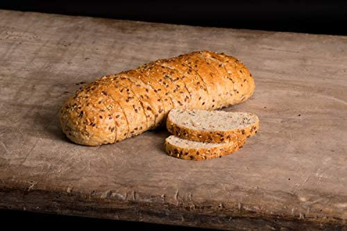 The Rustik Bakery - Barra masa madre, cereales y semillas, 400 g: Amazon.es: Alimentación y bebidas