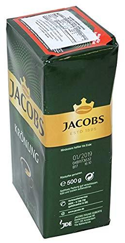 Kronung Coffee, 17.6-Ounce Vacuum Packs (Pack of 3) (Premium pack)