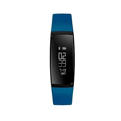 Actividad Tracker Impermeable Actividad Tracker Deportes Reloj De Pulsera Inteligente Con Ritmo Cardíaco Tensiómetro Adecuado Para