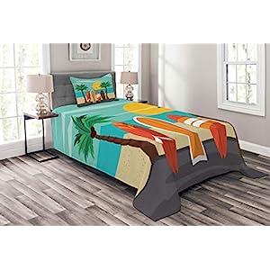 41FsmTxl1wL._SS300_ Surf Bedding Sets & Surf Comforter Sets