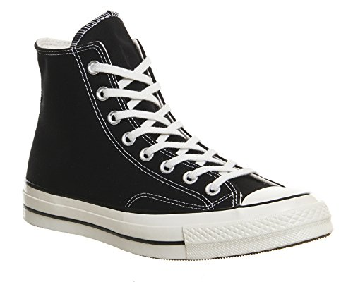 Chaussures Converse Sport Hi Star de All Black Mixte Textil Prem Adulte 197s 4C1Yq
