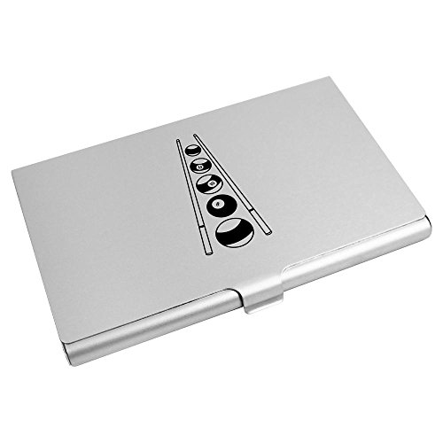 Credit Holder Wallet 'Pool Azeeda amp; CH00012796 Card Business Cue' Balls Card 7wxaAO