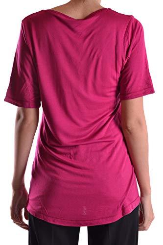 Modal Mujer Burberry shirt Fucsia T Mcbi20708 qcPWptw6