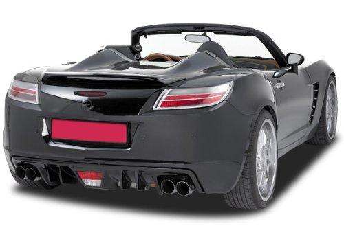 CSR-Automotive Heck Spoiler Heckansatz HA049