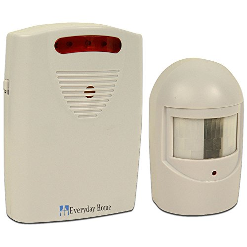 Trademark 82-3731 Driveway Patrol Infrared Wireless Home Security Alarm System by Trademark