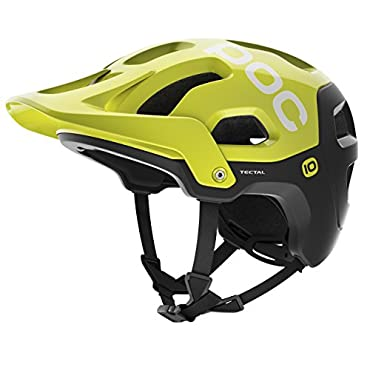 POC  Tectal Bike Helmet (Unobtainium Yellow)
