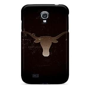Samsung Galaxy S4 LGs1827GSYO Allow Personal Design HD Texas Longhorns Skin Bumper Hard Phone Covers -JasonPelletier