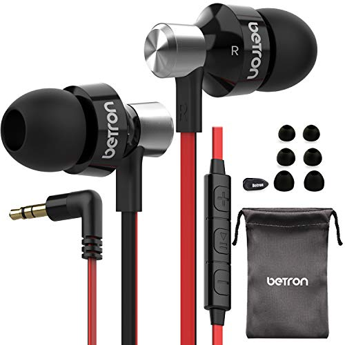 Betron DC950HI Earbuds Noise