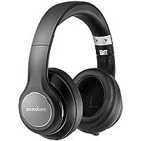 Over Ear Headphones, Soundcore Vortex Wireless Headset by Anker, 20H Playtime, Deep Bass, Hi-Fi Stereo Earphones for PC…
