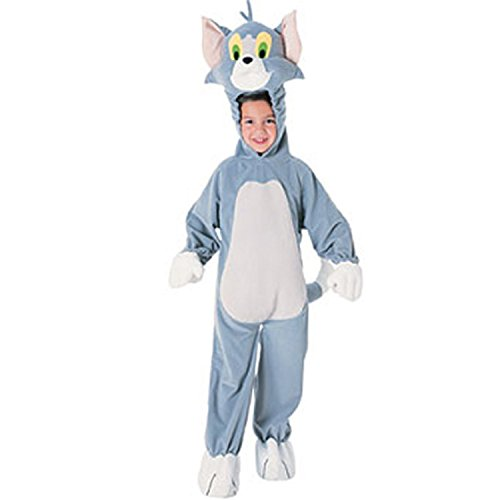 Halloween Costumes Tom & Jerry Tom Costume Child's. Size: Small.