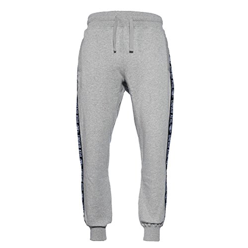 UNFAIR ATHLETICS Herren Hosen / Jogginghose Taped grau L