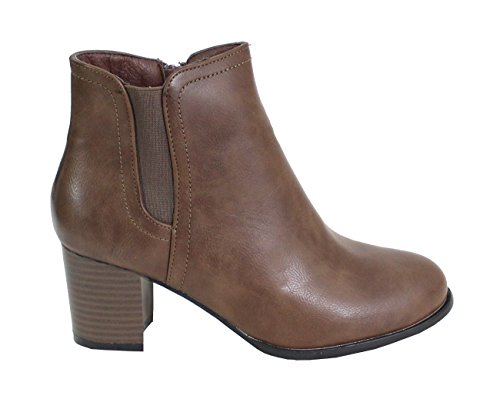 Bottine Talon Bottine By Talon Carr By Shoes By Carr Shoes 074qUxw7
