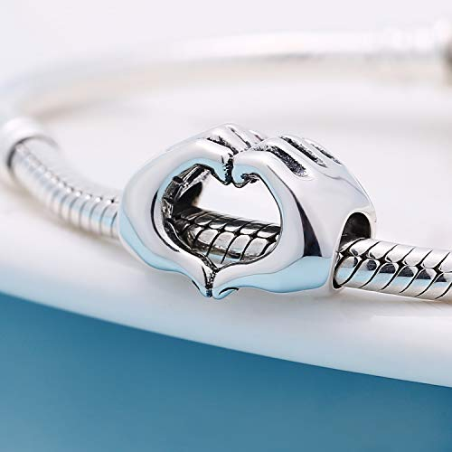 Buy pandora bracelet charms heart