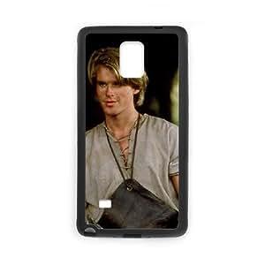 Samsung Galaxy Note 4 Cell Phone Case Black Inigo Montoya Princess Bride Jmtix