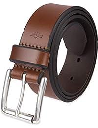 Men's Leather Casual Belt