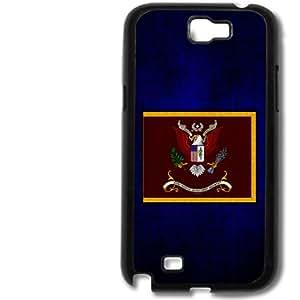 Samsung Galaxy S 4 case - U.S. Army Medical Corps, regimental colours (flag)