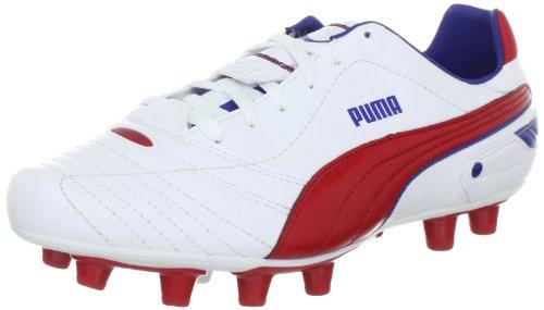 I Esito Scarpe Fg Adulto Rosso Bianco Sportive Puma Unisex Finale HPEwHB