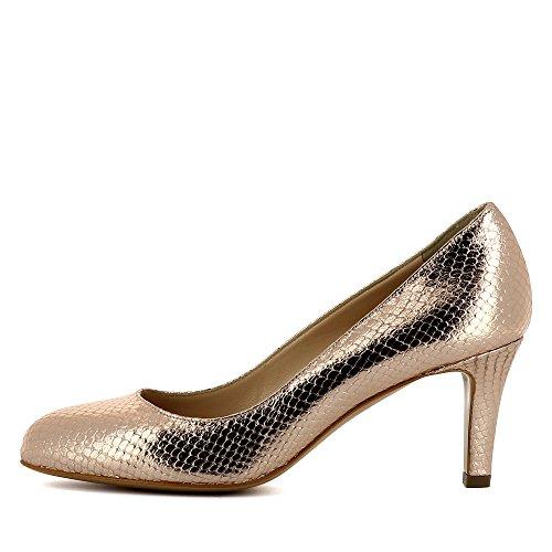 Evita Shoes Bianca - Zapatos de vestir de Piel para mujer altrosa