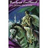 Front cover for the book The Daring Deception by Barbara Cartland