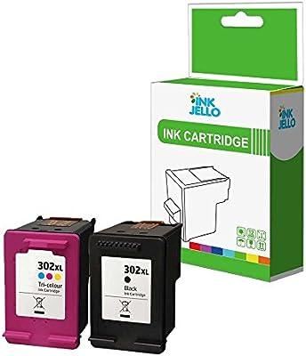 InkJello - Cartucho de tinta remanufacturado para HP Deskjet 1110 ...