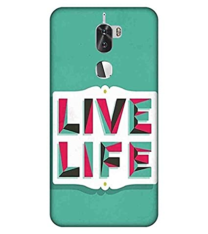 For Coolpad Cool 1 Live Life Green Wallpaper Good Amazon In