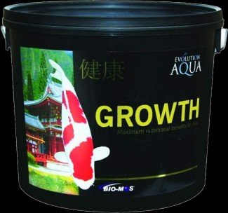 Evolution Aqua Growth Plus Medium Pellets (2000g)