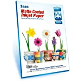 A4 - 120 GSM Matte Coated Paper - 100 Sheets