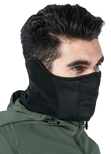 Tactical Neck Gaiter Half