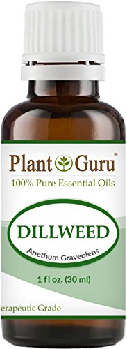 Dill Weed Essential Oil 30 ml. 100% Pure Undiluted Therapeutic Grade. by Plant Guru