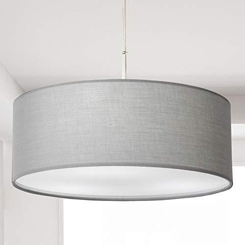 Drum Lamp Shade Pendant Light in US - 3