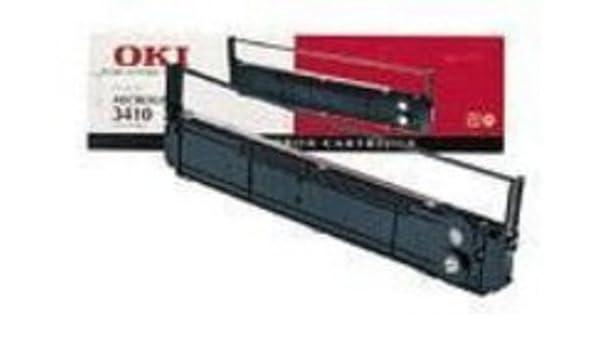 OKI 9002308 Negro cinta para impresora - Cinta de impresoras ...