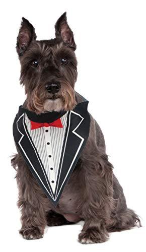 Rubie's Costume Co Tuxedo Bandana For Pets