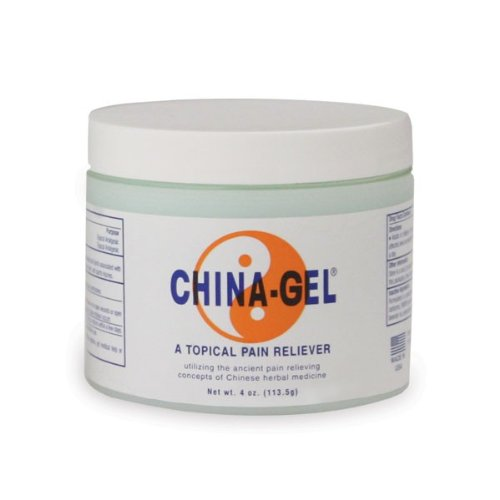 China Gel Topical Pain Reliever 4 oz. case of 36