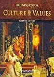 Culture and Values : A Survey of the Humanities, Reich, John and Cunningham, Lawrence, 0495570605