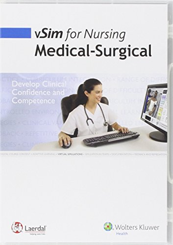 Laerdal vSim for Nursing Med Surg Plus Maternity Peds Package