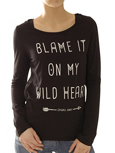 Catwalk Junkie Shirts T-Shirts Ls Indian Summer Usp 140240610