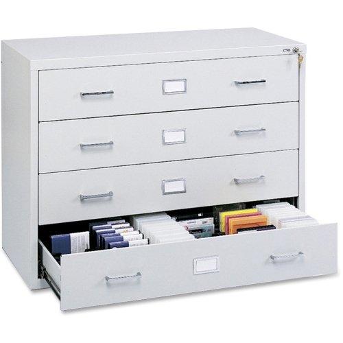 Safco Computer Multimedia Cabinet - 37