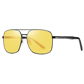 QZ Gafas De Sol Polarizadas para Hombres con Gafas De Visión ...